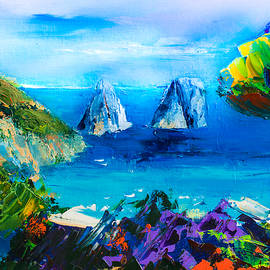 Elise Palmigiani - Capri Colors