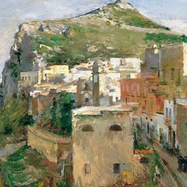 Capri - Theodore Robinson