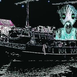 Romuald  Henry Wasielewski - Captain On Board