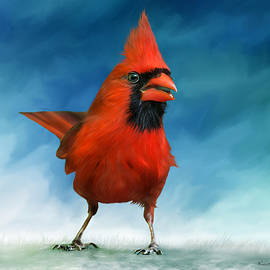 Johanne Dauphinais - Cardinal