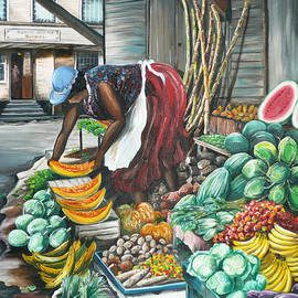 Karin Kelshall- Best - Caribbean Market Day