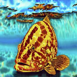 Daniel Jean-Baptiste - Caribbean Nassau Grouper
