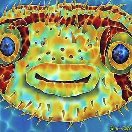 Daniel Jean-Baptiste - Caribbean Puffer Fish