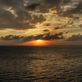 Lance Vaughn - Caribbean Sunset 001