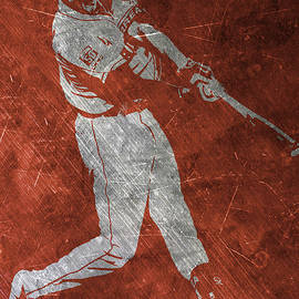 CARLOS CORREA HOUSTON ASTROS ART - Joe Hamilton