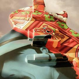Deborah Klubertanz -  Carlos Santana Guitar