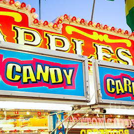Carnival Concession Stand Signs - Paul Velgos