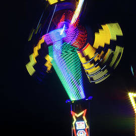 Greg Kopriva - Carnival Ride in Motion, The Texas State Fair