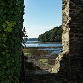 Brian Roscorla - Carnon mine Window