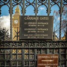 Adrian Evans - Carriage Gates London