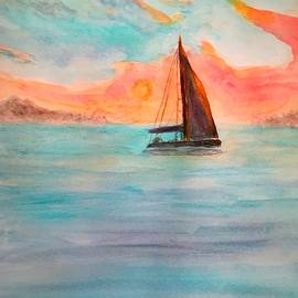 Anne Sands - Carribean Sails