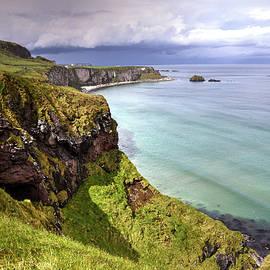 Bob Cuthbert - Carrick-A Rede, Northern Ireland