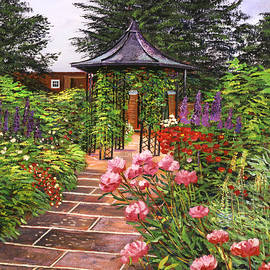 David Lloyd Glover - Carrington Garden