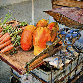 Claude LeTien - Carrots and Mangos
