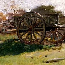 Cart, Nantucket - Theodore Robinson