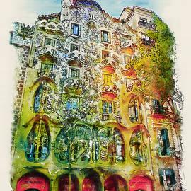 Marian Voicu - Casa Batllo Barcelona