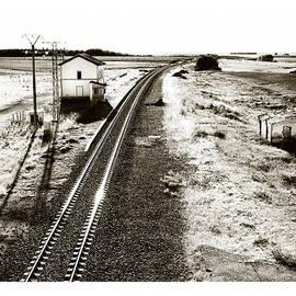 Antonio Costa - Castilla vintage train station.