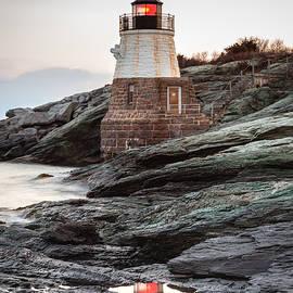 Joshua McDonough - Castle Hill Lighthouse Reflection