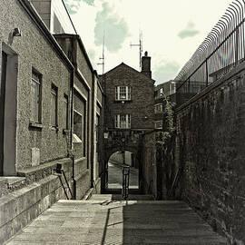 Michael Braham - Castle Steps - Dublin
