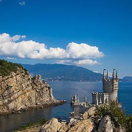 Natalia Otrakovskaia - Castle Swallow Nest. Yalta. Crimea