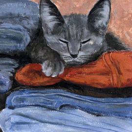 Michael Beckett - Cat Nap