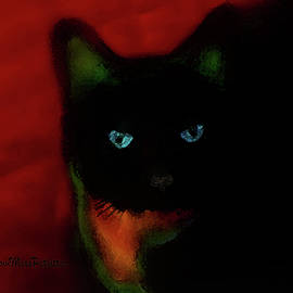 Miss Pet Sitter - Cat Tiny You Painting
