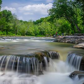 Ron Pate - Cataract Lower Falls 2