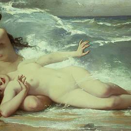Paul Albert Laurens - Catching waves