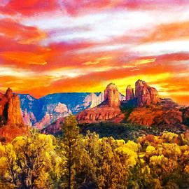 Dr Bob Johnston - Cathedral Rocks Red Rock State Park
