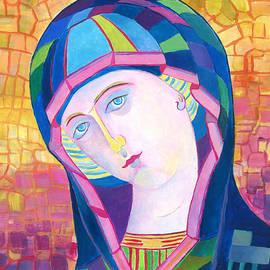 Magdalena Walulik - Our Lady of Lourdes catholic art