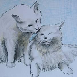 MaryEllen Frazee - Cats