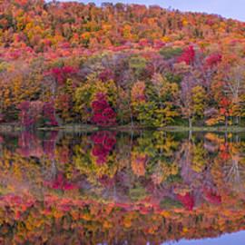 Mark Papke - Catskill Panorama 2