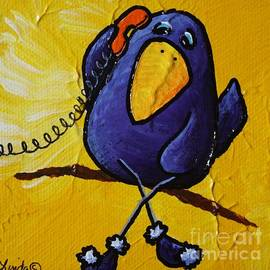 LimbBirds Whimsical Birds - CAW Sometime