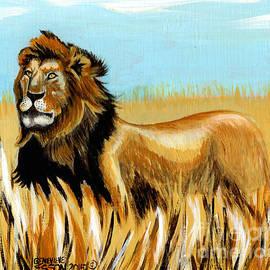 Genevieve Esson - Cecil The Lion