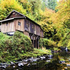 Athena Mckinzie - Cedar Creek Grist Mill In Washington