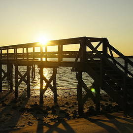 Laurie Perry - Cedar Key Sunset