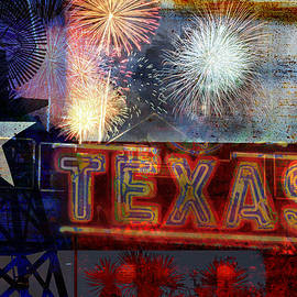 Suzanne Powers - Celebrate The Lone Star State Texas