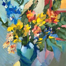 Nikolay Malafeev - Celebration Bouquet