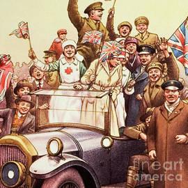 Celebrations post World War I - Pat Nicolle