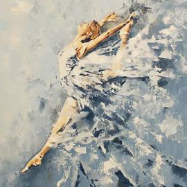 Violeta Oprea - Celestial Dance