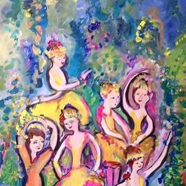 Judith Desrosiers - Celtic morning ballet