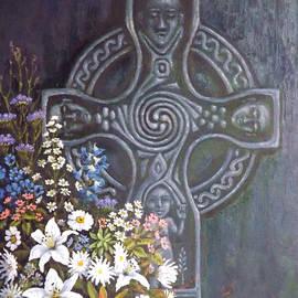 Sean Conlon - Celtic Wedding Bouquet