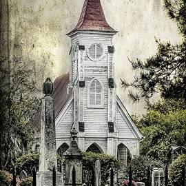 Melissa Bittinger - Cemetery Chapel