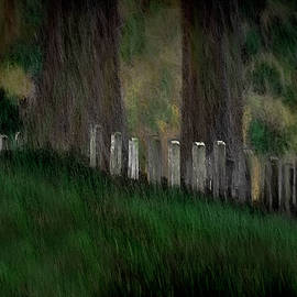 Frank Maxwell - Cemetery Impression - 1