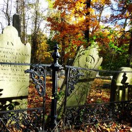Brenda Conrad - Cemetery Shadows