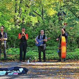 Allen Beatty - Central Park Quartet