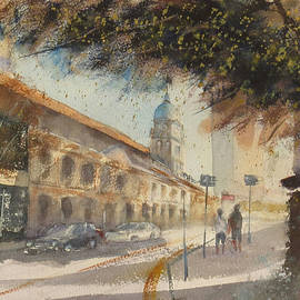 Sof Georgiou - Central station Brisbane