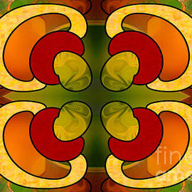 Omaste Witkowski - Centrally Located Abstract Art by Omashte