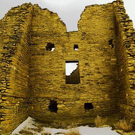 Jeff Swan - Chaco canyon Ruins