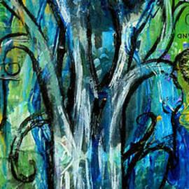 Genevieve Esson - Chagalls Morning Walk